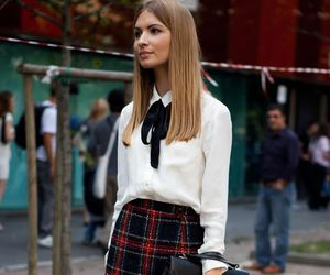 beauty, college, and preppy image
