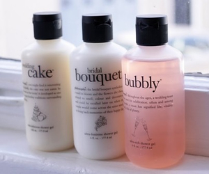 bubbly, cake, and beauty image