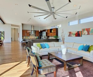 ceiling fans, contemporary ceiling fans, and ceiling fan with remote image