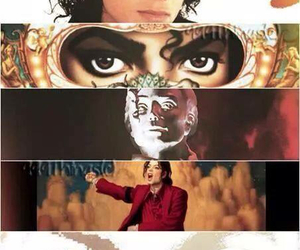 bad, dangerous, and king of pop image