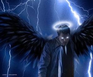 supernatural and castiel image
