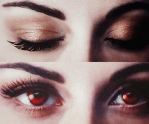 twilight, bella swan, and eyes image