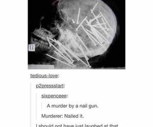 funny, tumblr, and joke image