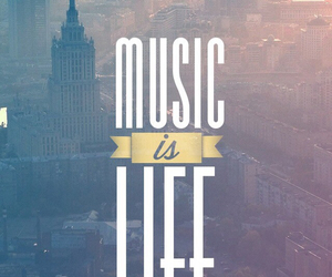 music, life, and wallpaper image