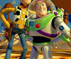disney, pixar, and toy story image