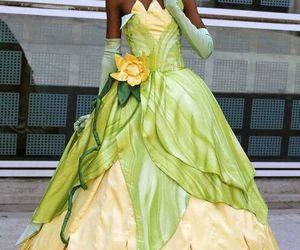 princess and the frog, beautiful cosplayer, and disney princess cosplay image