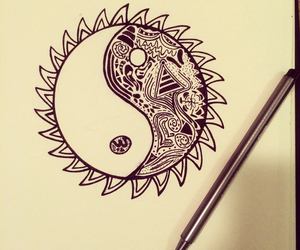 love, creative, and drawing image