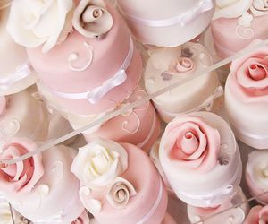 beautiful, sweet, and cupcake image
