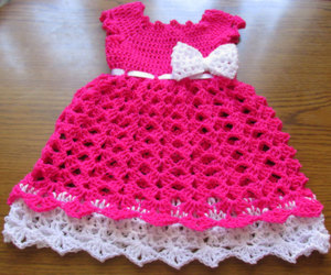 crochet, newborn, and outfit image