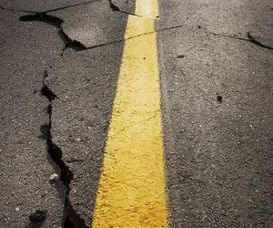 earthquake and life image