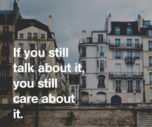 quotes, care, and words image