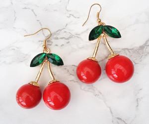 cherries, cherry, and katy perry image