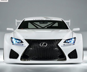 car and lexus image