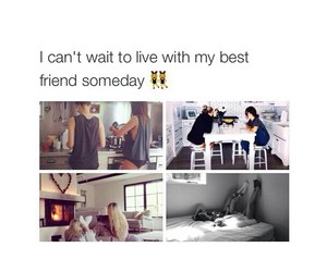 best friends, fun, and live image