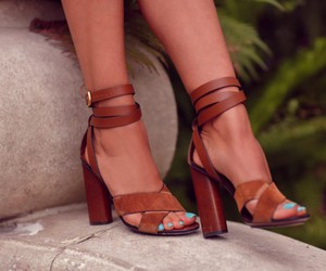shoes, style, and modern shoes image