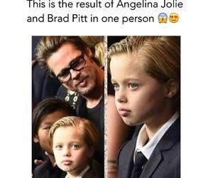 Angelina Jolie and brad pitt image