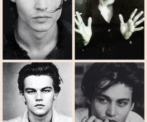 Hot, johnny depp, and leonardo dicaprio image