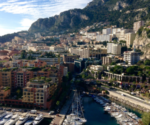 monaco and south of france image