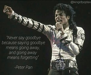 goodbye, idol, and michael jackson image