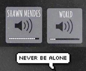 <3, mendes, and shawn image