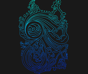 avatar, the last airbender, and water tribe image