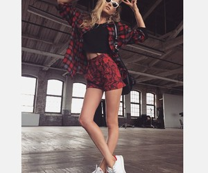 outfit, elsa hosk, and style image