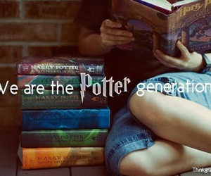 books, fairytail, and harry potter image