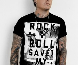 brand, papa roach, and jacoby shaddix image