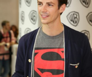 grant gustin, the flash, and icon image