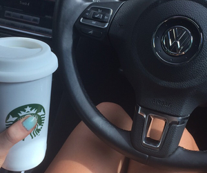 car, legs, and music image
