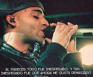 reggaeton, texto, and la maravilla image