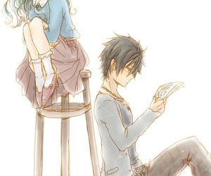 fairy tail, gruvia, and gray fullbuster image