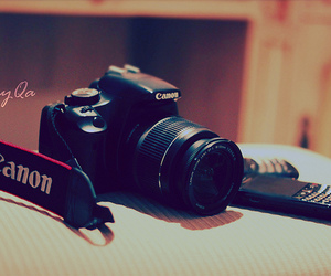 <3, blackberry, and canon image