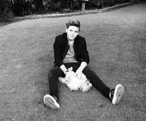 brooklyn beckham, beckham, and boy image