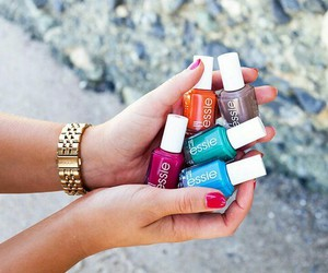 Best, colorful, and nail varnish image