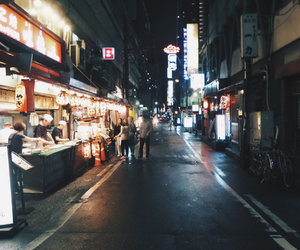 city, explore, and japan image