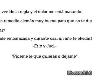 amor, eric, and frases image