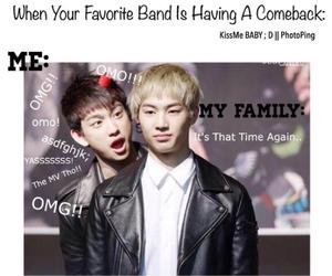 JB, JR, and kpop image