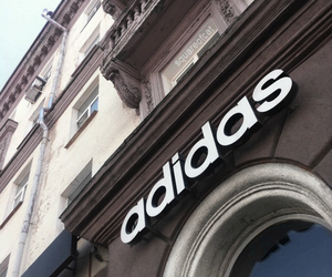 adidas, architecture, and grunge image