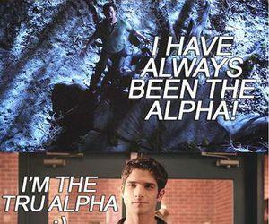 teen wolf, alpha, and scott mccall image