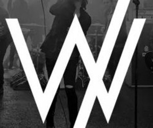 band, blanck and white, and kellin quinn image