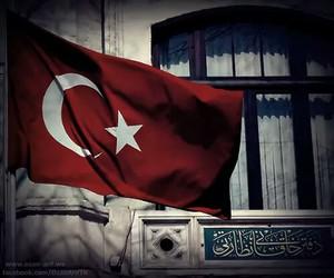 turkey, flag, and islam image