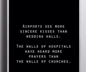 quote, love, and airport image