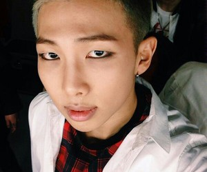 bts, rap monster, and bangtan boys image