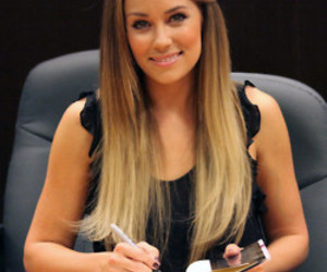 hair, lauren conrad, and ombre image