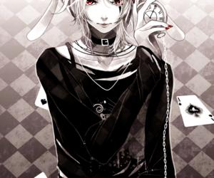 anime, anime boy, and manga image