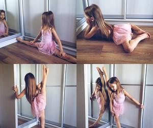 ballerina and kids image