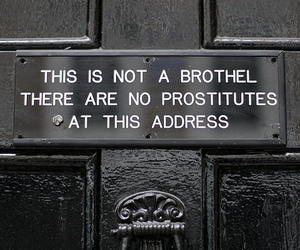 funny, prostitutes, and brothel image