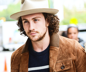 aaron taylor-johnson and Marvel image