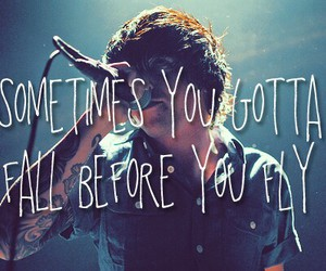 sleeping with sirens, quote, and kellin quinn image
